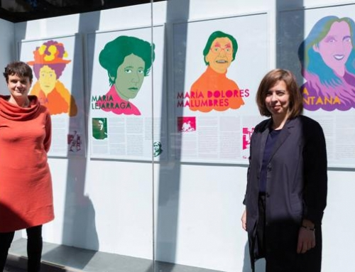 'Mujeres en la Música en La Rioja', en la Concha del Espolón